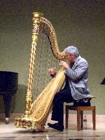 Paul Hurst, Composer & Harp
