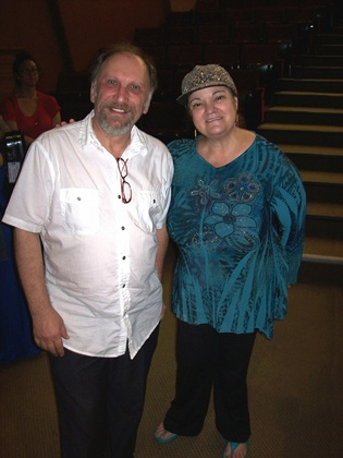 Gregory Cherninsky, Director and Founder / Carol Worthey, Composer