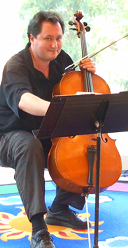 Maksim Velichkin, Cello