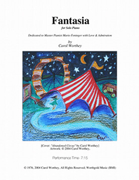 Fantasia by Carol Worthey, Composer