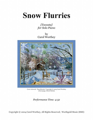 Snow Flurries Cover