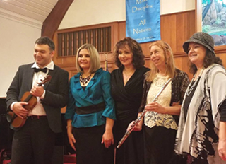 Windsong Players Chamber Ensemble and Carol Worthey