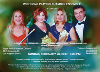 Windsong Players Chamber Ensemble