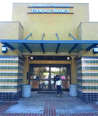 Los Angeles Library - Edendale Branch