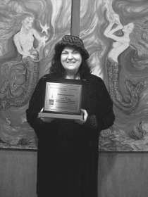 Carol Worthey, 2007 Florence Biannale           Award